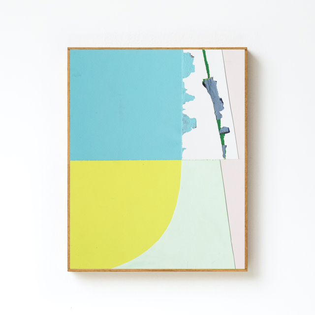 Jo Hummel, 'French 75', 2021, Painting, Acrylic, emulsion on paper and ply, After Nyne Contemporary