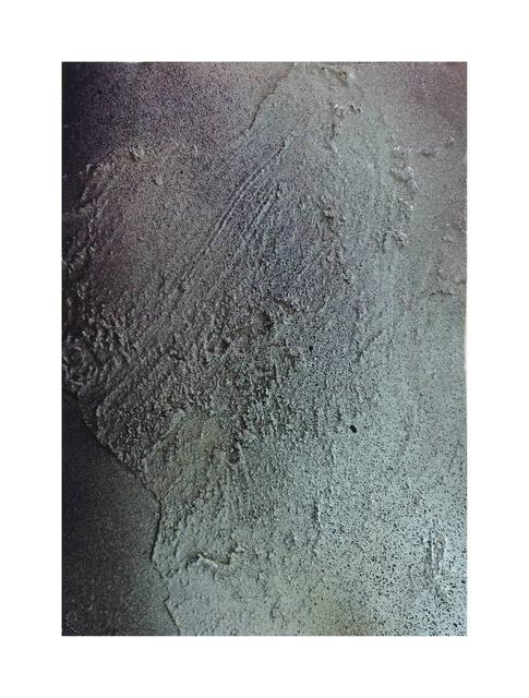 , 'Untitled (Burnt 7),' 2016, SCHUEBBE INC.