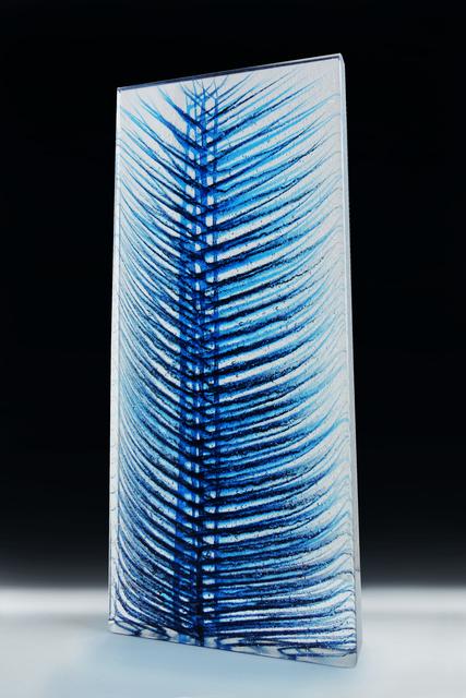 Emma Varga, 'Vibrant Blue', 2015, Bender Gallery