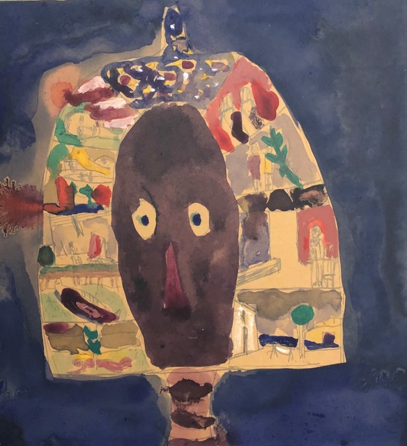 Andrzej Jackowski, 'The Remembered Present ', 2019, Purdy Hicks Gallery
