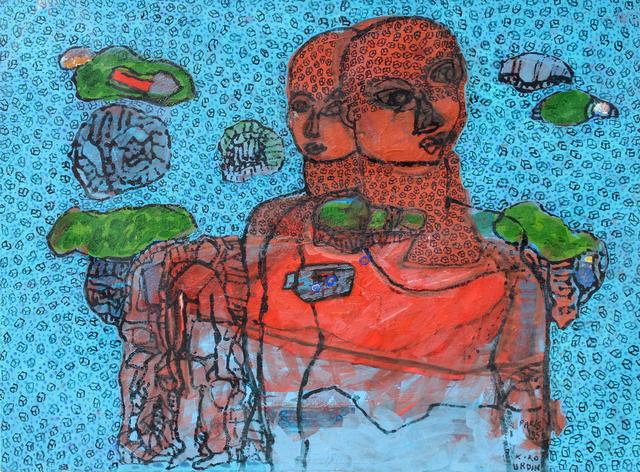 , 'Citizen,' 1995-2018, Kloser Contemporary Art