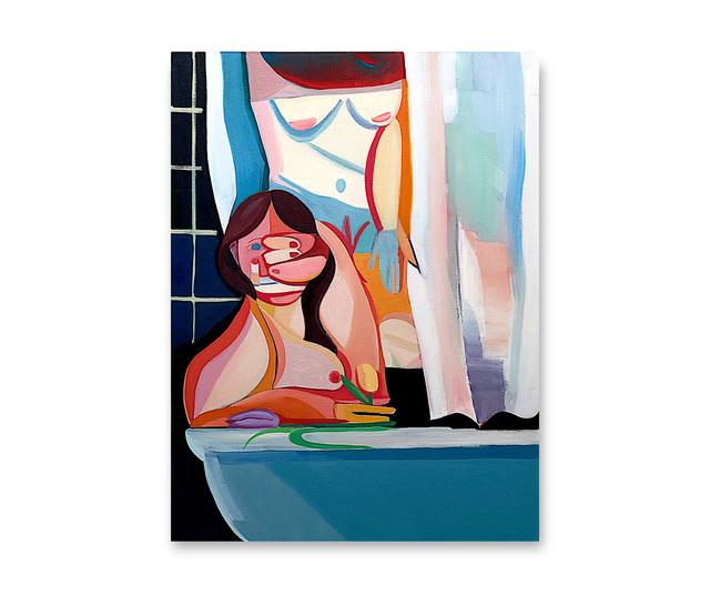 , 'Shower,' 2018, V1 Gallery