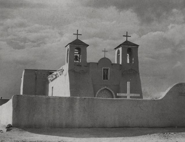 Paul Strand, 'Ranchos de Taos Church', 1931, Phillips