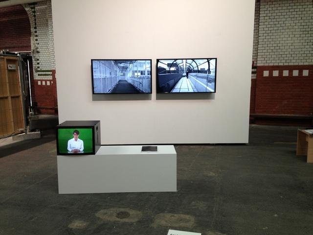 , 'A tale of Tehrangeles,' 2013, Carbon 12