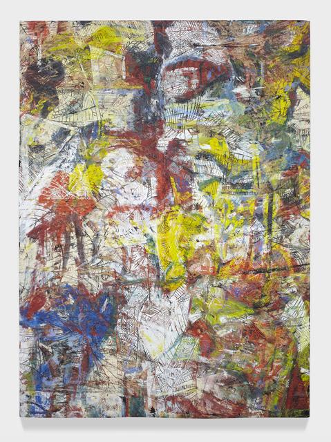 , 'Shadows Dangled,' 2016, Lehmann Maupin