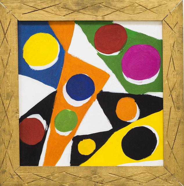 , 'Bangui,' 1991, Rosamund Felsen Gallery
