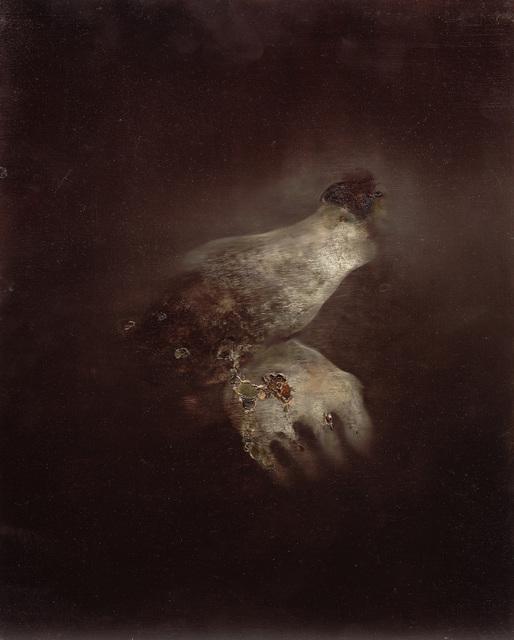 , 'Hands Folding,' 2015, Galerie Leu