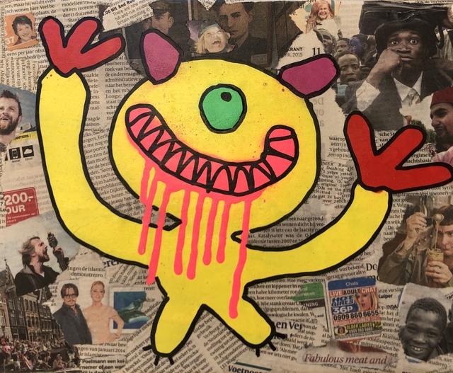 , 'Victor,' 2015, Kalkman Gallery