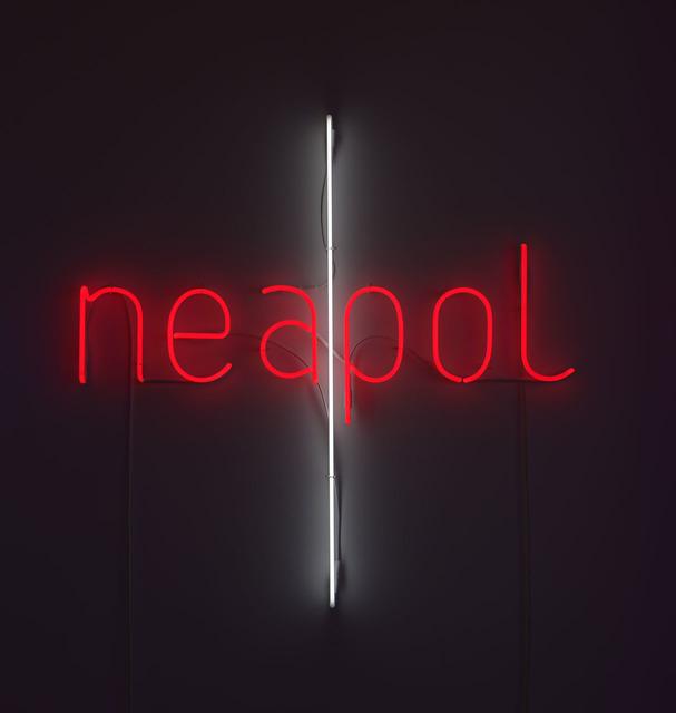 , 'Napoli, Napoli (POLISH),' 2015, Lia Rumma