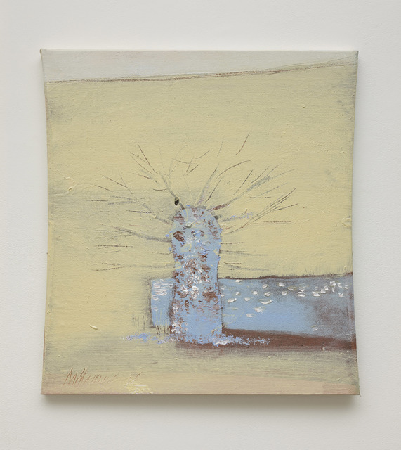, 'Tree and Wall,' 2014, Kerlin Gallery