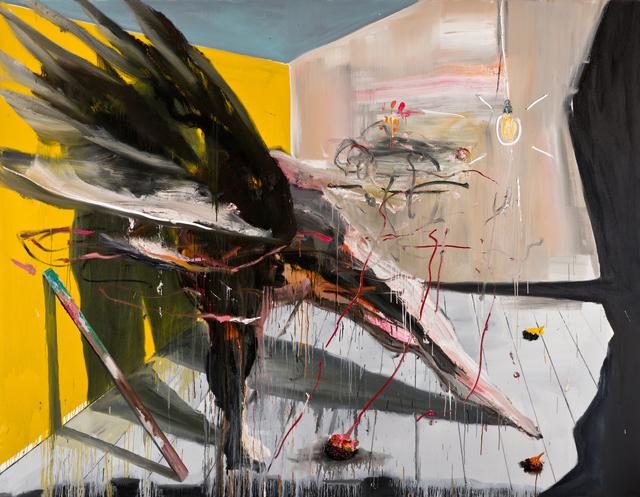 , 'Zümrütoğlu, İkarus Hiç Uçmadı,' 2015, C.A.M Galeri