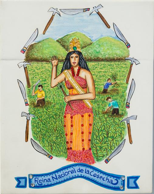 Luis Nicolás Camargo, 'Reina Naciona de la Cosecha', 2005-2007, Track 16 Gallery