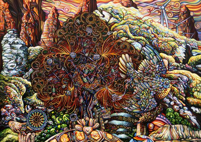 , 'Strange Fruit,' 2019, Springfield Art Association