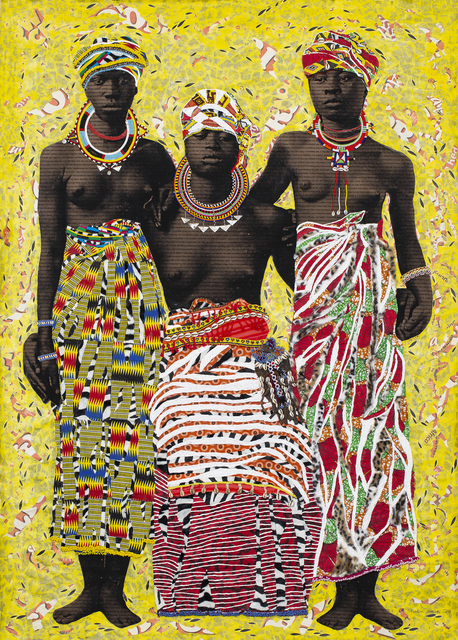 , 'HUMAN SAFARI I,' 2019, ARTCO Gallery