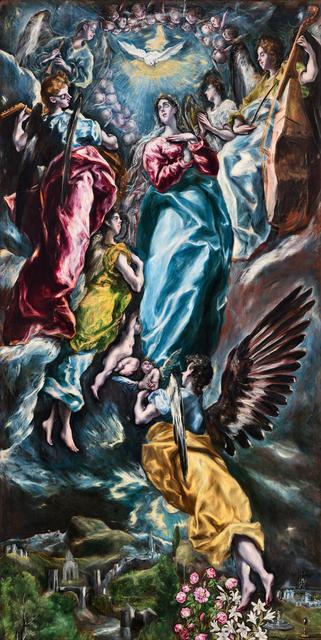 , 'Immaculata Oballe,' 1613, Gemäldegalerie Alte Meister