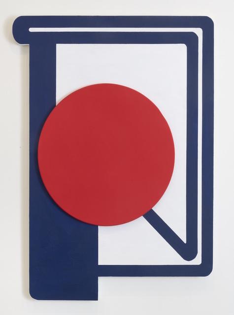 , 'Westerdok Park,' 2018, Joshua Liner Gallery