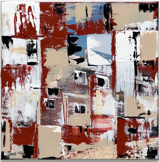 , 'Memory #4,' 2015, Avenue 12 Gallery