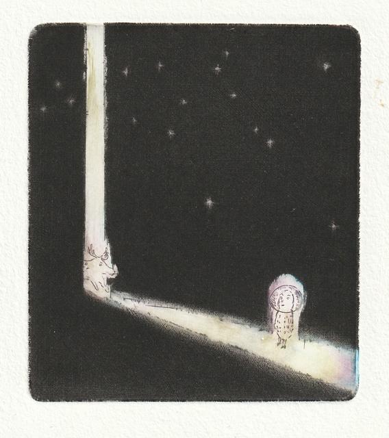 , 'It's full of stars,' 2020, SHIM Art Network