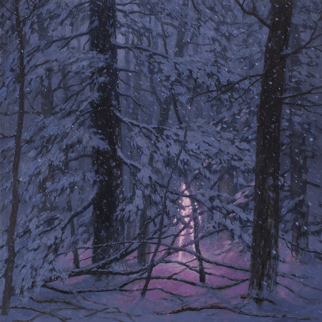 , 'Specter in the Snow,' , Corey Helford Gallery