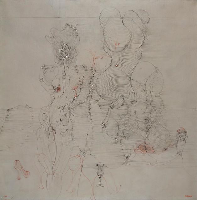 """, 'Talon Aiguille [""""Stiletto""""],' 1958, Ubu Gallery"""