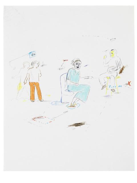Douglas Kolk, '3:10', 2007, A3 Arndt Art Agency