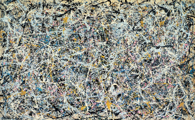 Jackson Pollock, 'Number 1, 1949,' 1949, MOCA, Los Angeles