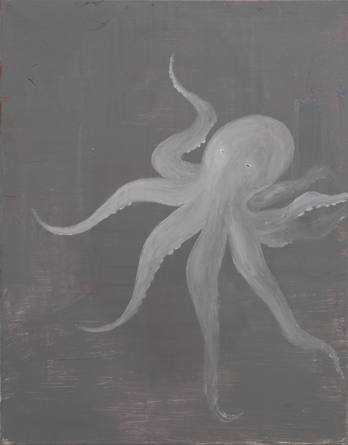 , 'Untitled (Octopus),' 2010, Galerie Bart