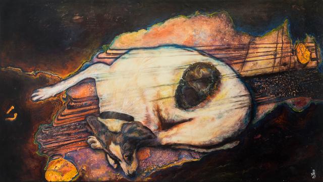 , 'Cuando Sueño Contigo Dos,' 2017, Dab Art