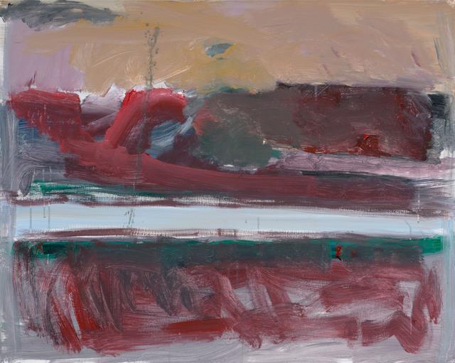, 'Road to Alytus via Aukštadvaris,' 2017, Meno niša Gallery
