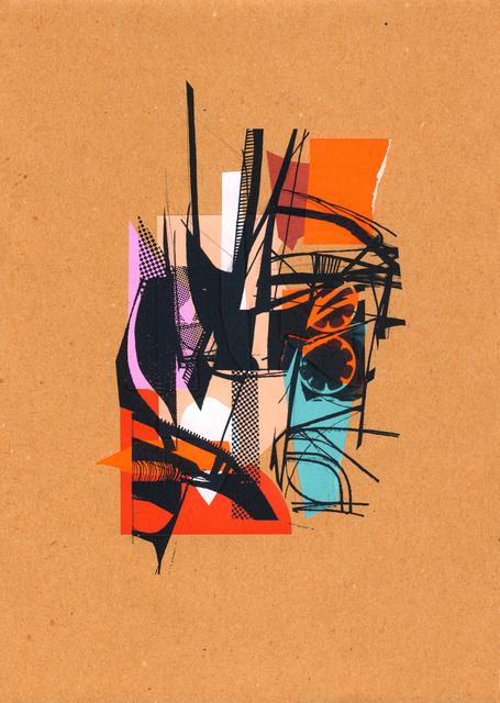 , 'Fragment 028,' 2015, Galerie SOON