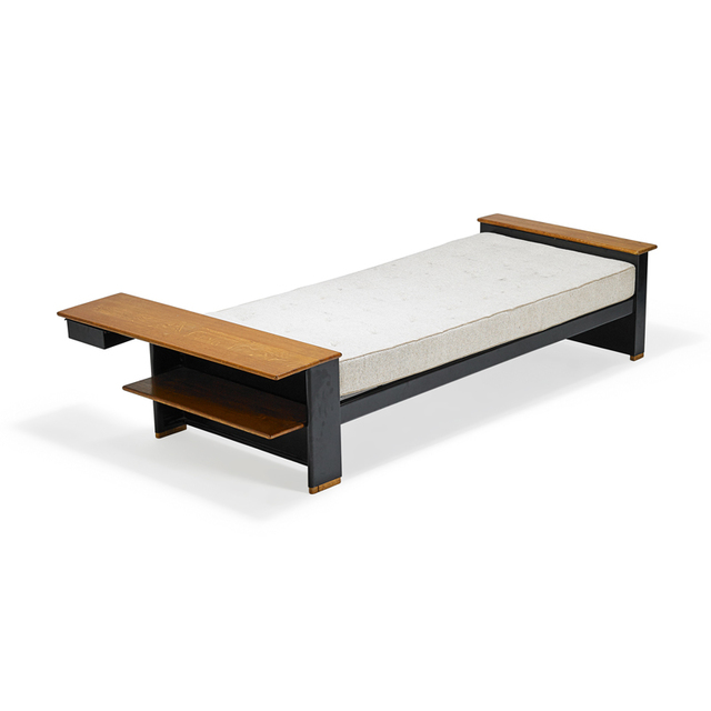 Jean Prouvé, 'Bed no. 102 from Lycée Fabert, Metz, France', 1936, Rago/Wright