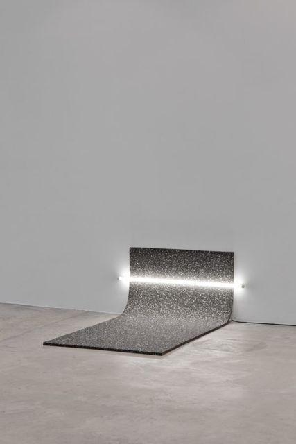 , 'Untitled (L-series),' 2015, Christine König Galerie