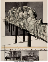 Aegina Temple - Project for the Munich Glyptotek