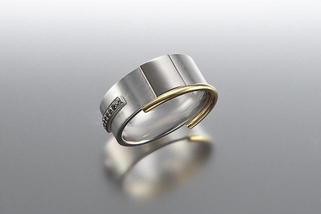 , 'Black Diamond Ring ,' ca. 2015, Facèré Jewelry Art Gallery
