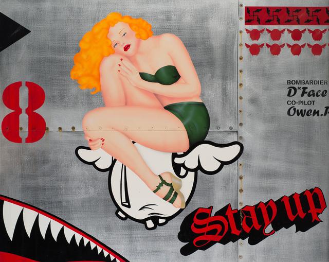 , 'Stay Up,' 2006, Weinstein Gallery