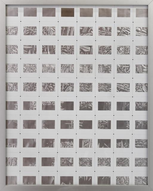 , 'Sliding V,' 2003, Hosfelt Gallery