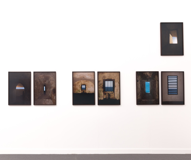 , 'Colonial Forts,' 2013, Mor Charpentier