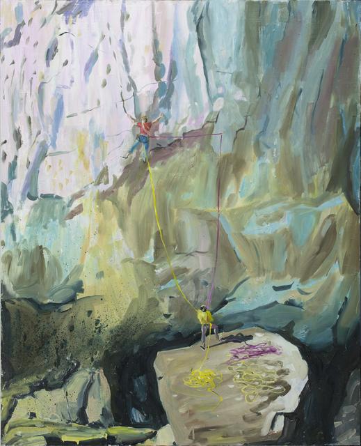 , 'Rope,' 2015, Galleri Magnus Karlsson