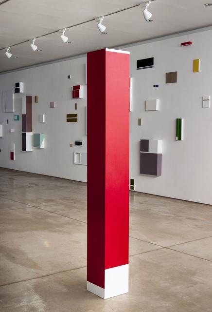 , 'Blocos,' 2016, Galeria Raquel Arnaud
