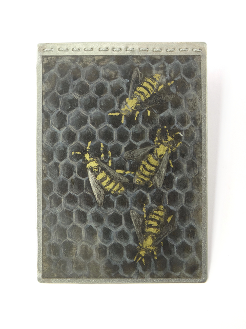 , 'Bees' Nest Brooch,' 2016, Jewelers'Werk Galerie