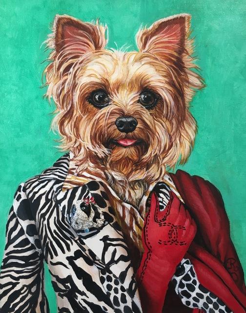 , 'Red Chanel Gloves,' , Isabella Garrucho Fine Art