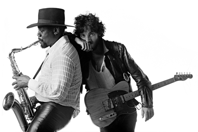 , 'Bruce Springsteen and Clarence Clemons: Bustin' The City in Half,' 1975, Snap Galleries