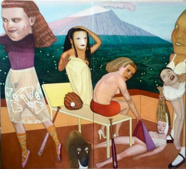 Pat Andrea, 'Popocatepeti-sunrise', 2013-2014, Coleccion SOLO