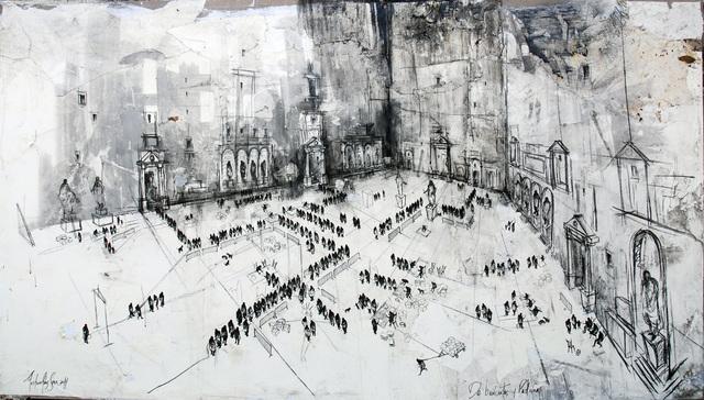 Gustavo Diaz Sosa, 'De burocratas y padrinos,' 2014, Victor Lope Arte Contemporaneo