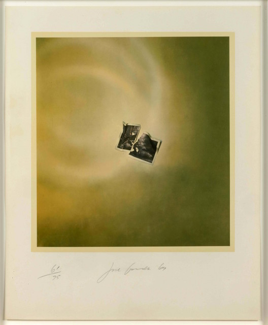 , 'Photo Cloud (Green),' 1969, Leslie Sacks Gallery