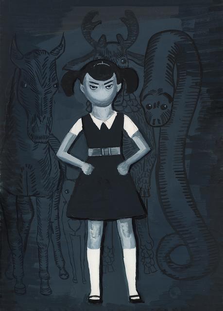 , 'Untitled [Girl],' 2012-2014, LETO