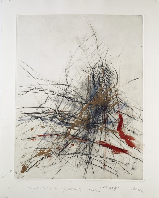, 'Vernetz, 2015,' 2015, Ditesheim & Maffei Fine Art