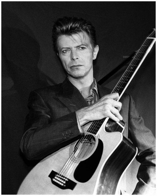 Clive Arrowsmith, 'David Bowie', The PhotoGallery