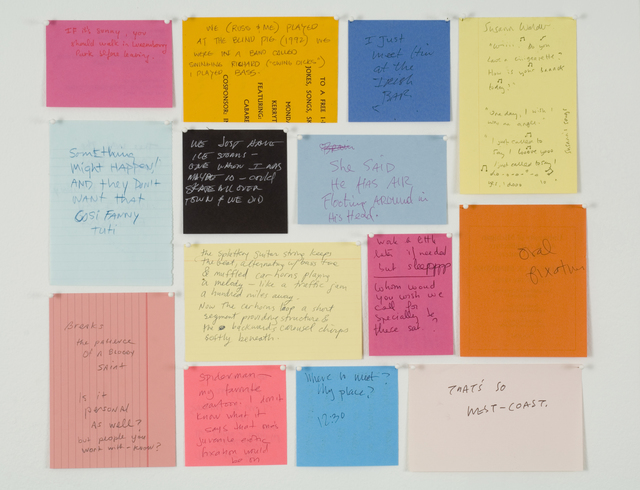 , 'Fourteen Untitled Conversations,' 2002, Air de Paris