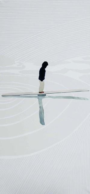, 'Girl Balancing,' 2014, Susan Eley Fine Art